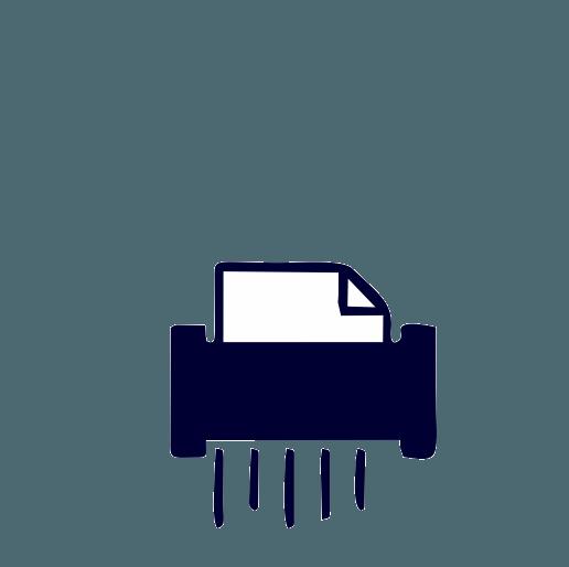 Aktenvernichtung nach DSGVO