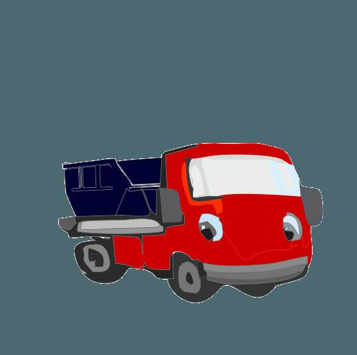 Containerservice aus der Region
