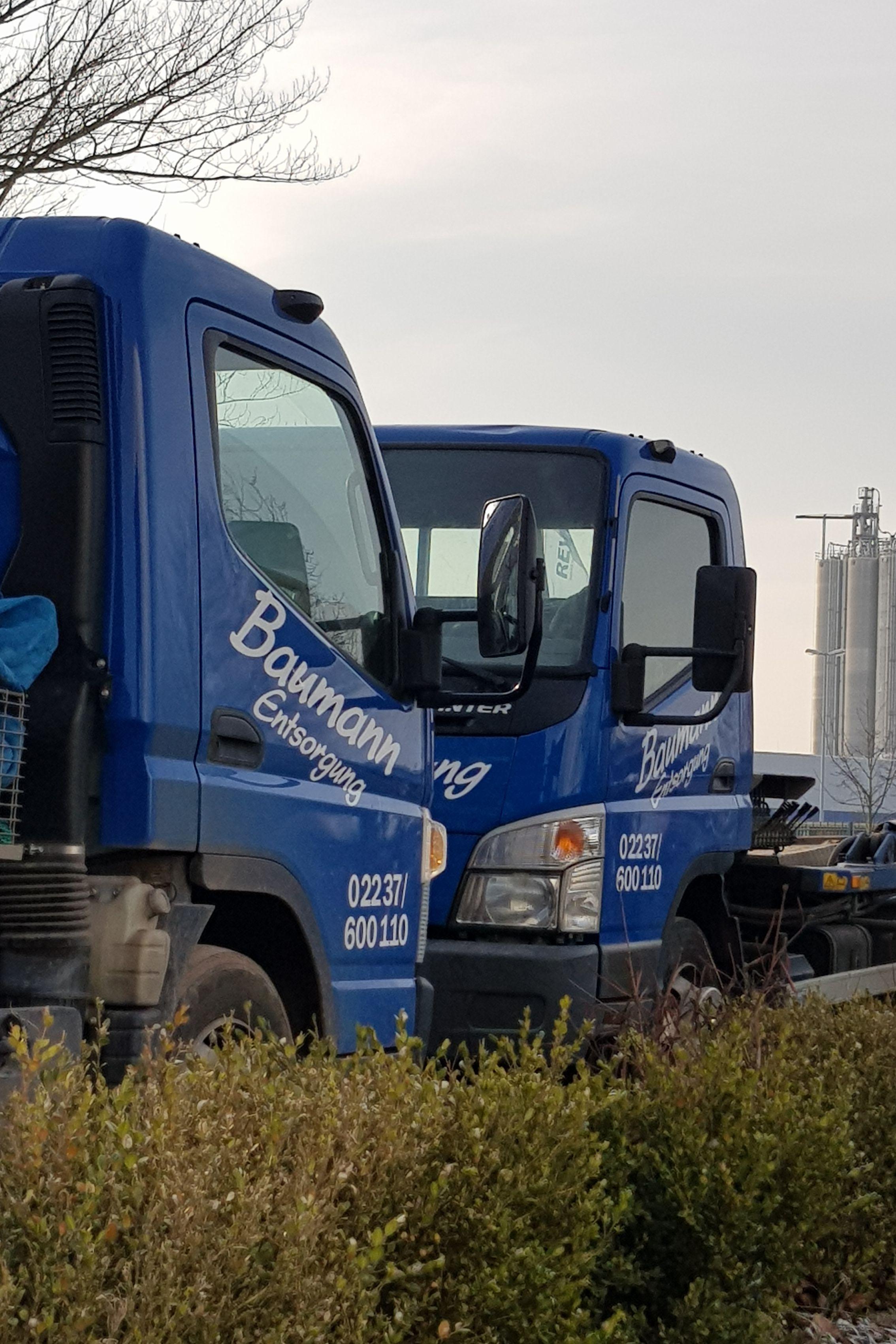 7,5to Containerfahrzeug nicht nur für Minimulden